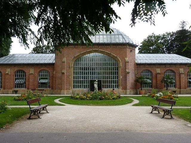 Metz mini tour guide louises lakridser for Jardin botanique metz